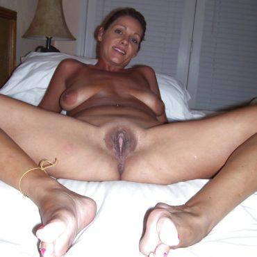 Mature Bilder im Bett