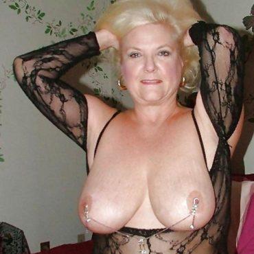 Granny Bilder Nippelklemmen