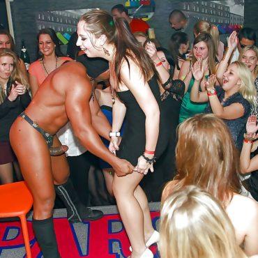 Stripper Sex Party