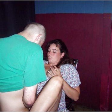 Sex Fummeln im Kino
