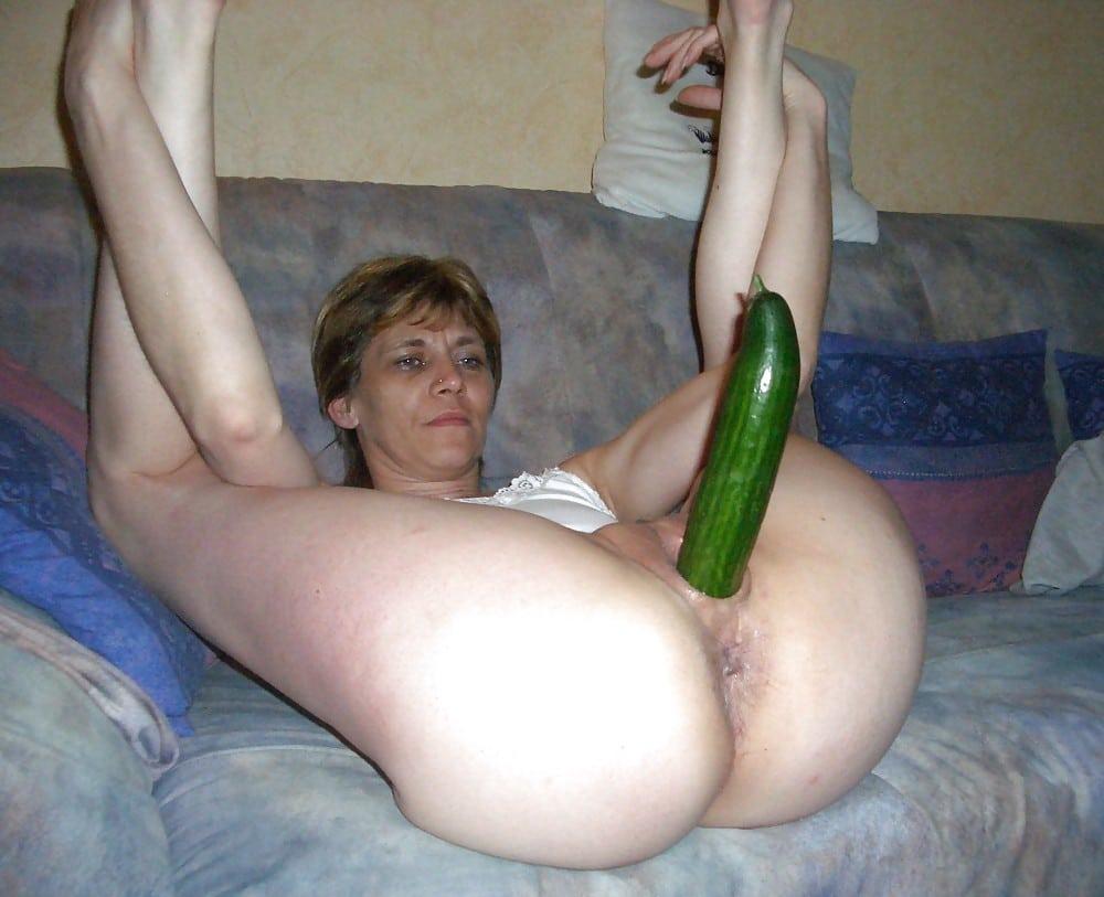 Gemüse Fotze