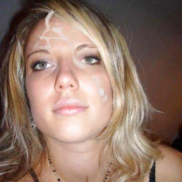 Cumshot Bilder Gesicht