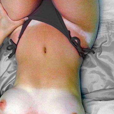 Die geilsten Frauen mit Bräunungsstreifen