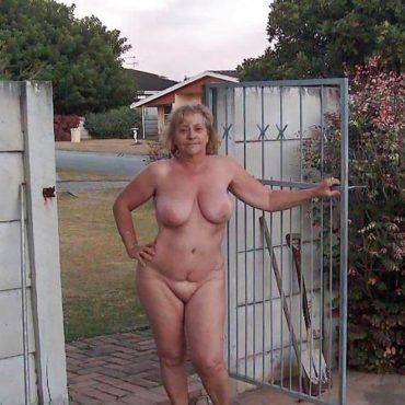 Granny Bilder Nudisten
