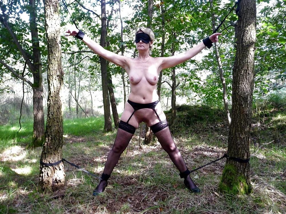 Bdsm Im Wald