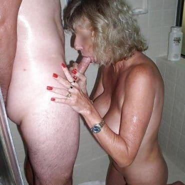 Privatsex in der Dusche