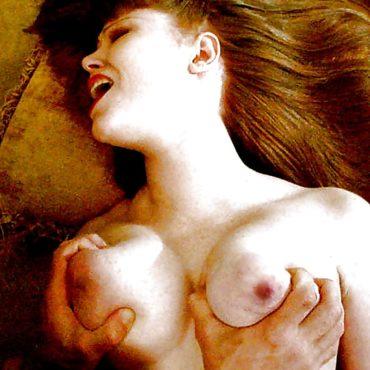 Brüste kneten beim ficken