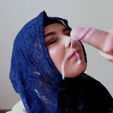 Kopftuch Porno Facial