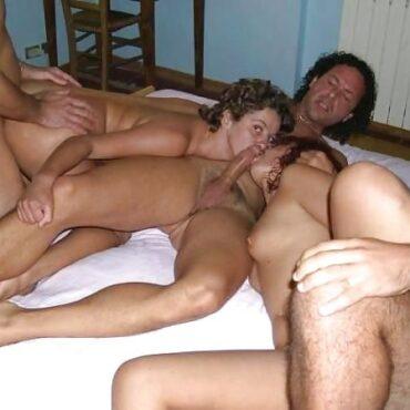 Süße Orgie