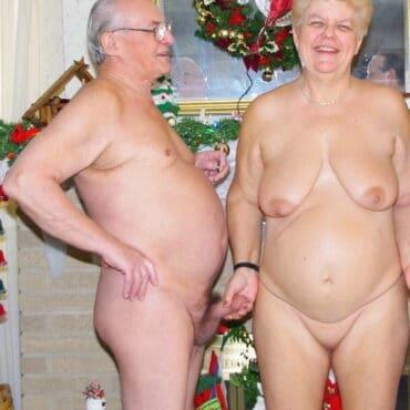 Alt und geil Oma und Opa