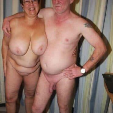 Alt und geil Paar