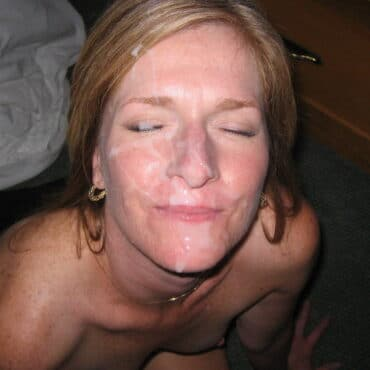 Sperma Party Milf
