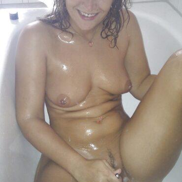 Deutsche Amateure in der Badewanne