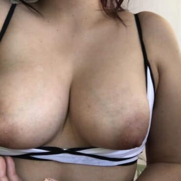 Wichsvorlage Brüste rausholen